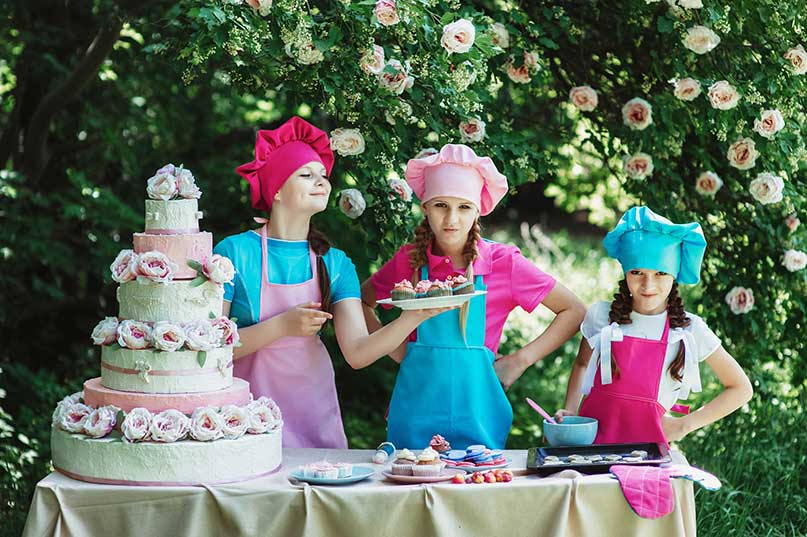 Whole Day Cake Making Course