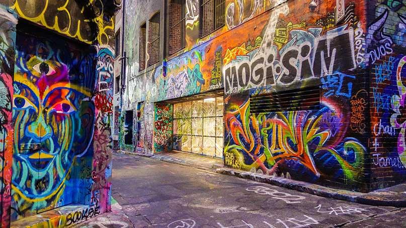 Know more About Graffiti Art