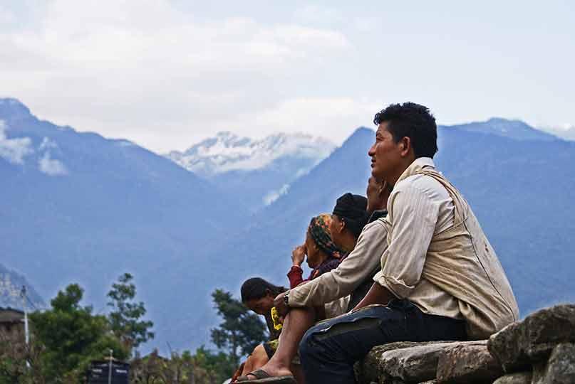 Himalaya The Mountain of Life